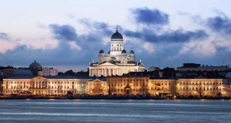 Asunnon myynti Helsingissä