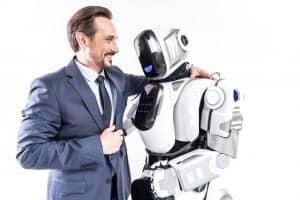 Robotti kiinteistönvälittäjänä