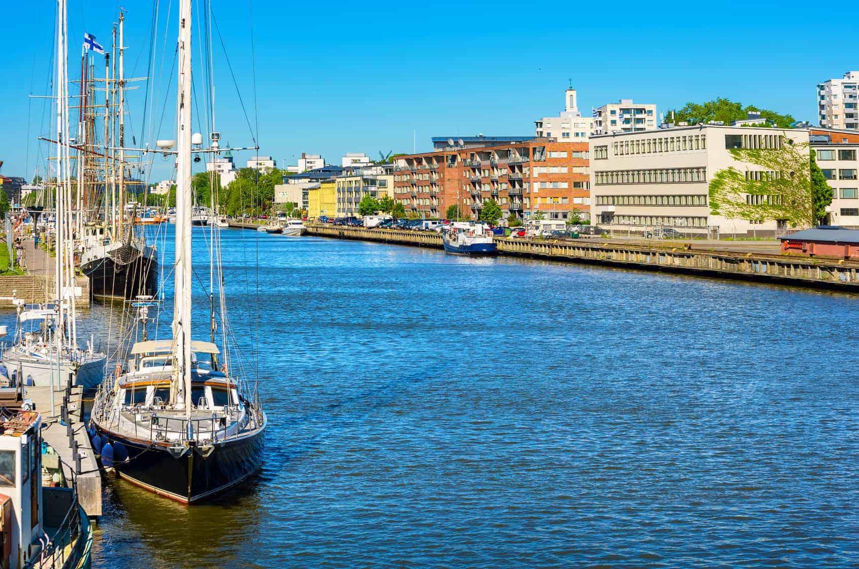 Turku kaupunginosat - Asuntojenmyynti.fi