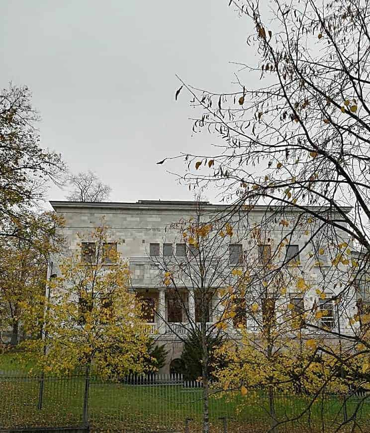 Suomen kallein asunto Marmoripalatsi Kaivopuisto