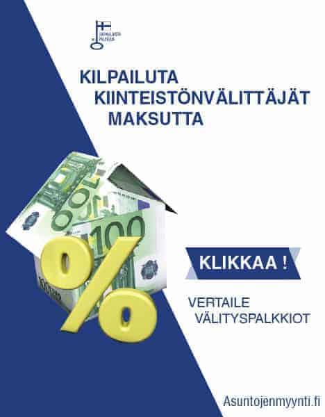 Kilpailuta kiinteistönvälittäjät - Asuntojenmyynti.fi